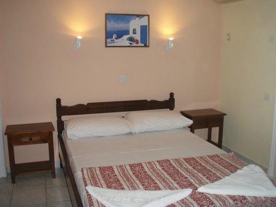 Agnantema : Double bed