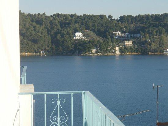 Agnantema : Built on Balcony side