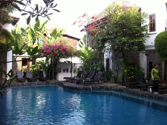 Rambutan Resort - Siem Reap: La piscine