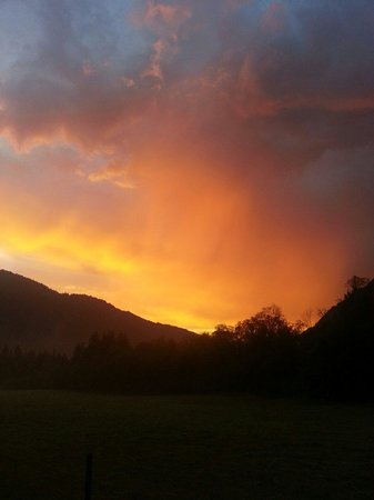 Fieberbrunn, Áustria: Pillersee tahl