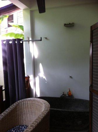 Rambutan Resort - Siem Reap: La baignoire
