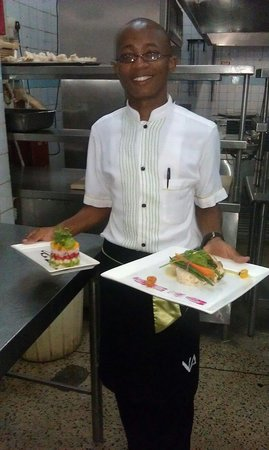 Bandari Grill : Nice food...from bandari kitchen
