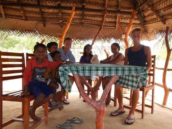 JC Guesthouse: Die Gastgeberfamilie