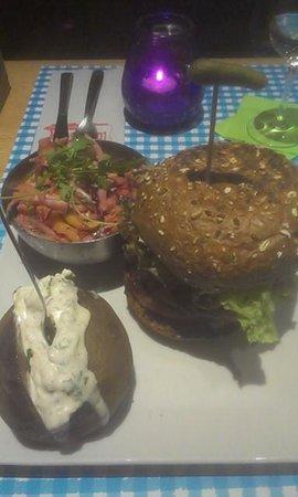 Photo of Belgian Restaurant Lunchbox at Nieuwstad 10, Antwerp 2000, Belgium
