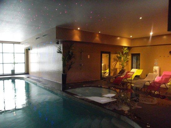 Eden Hôtel & Spa : SPA espace détente