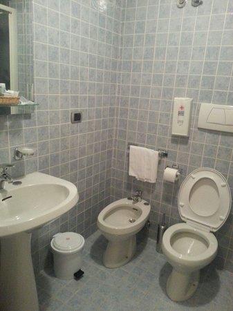 Sam Hotel : Bagno