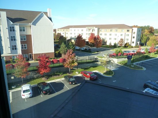 SpringHill Suites Potomac Mills Woodbridge: Voiew from 4th floor
