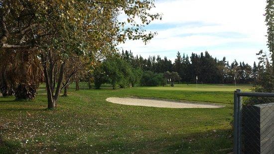 Hotel Isla Canela Golf: Practise area