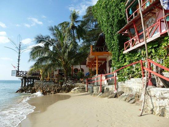 Rock Sand: Entrance