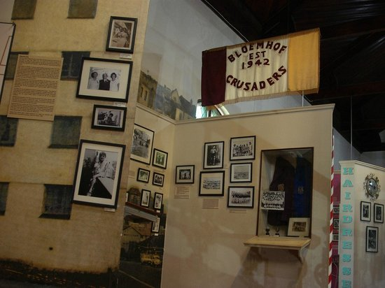 District Six Museum: Inside the museum