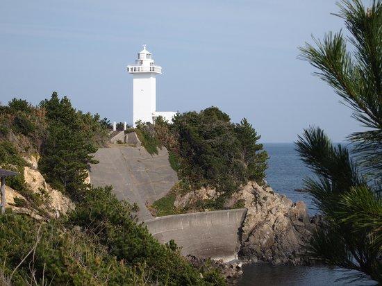 Anorisaki Lighthouse: 灯台1