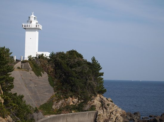 Anorisaki Lighthouse: 灯台2