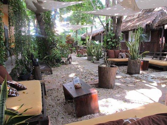 Secret Garden Hotel: Garden