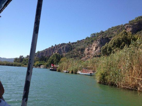Marcan Resort Hotel : boat trip