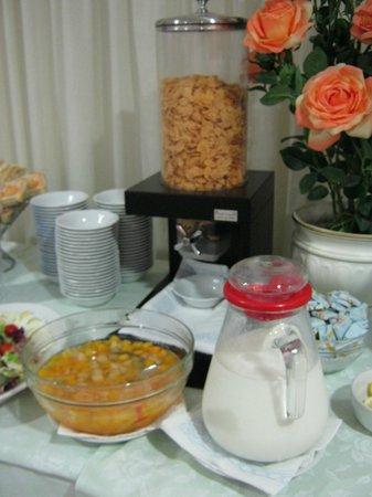 Hotel San Giusto: Завтрак