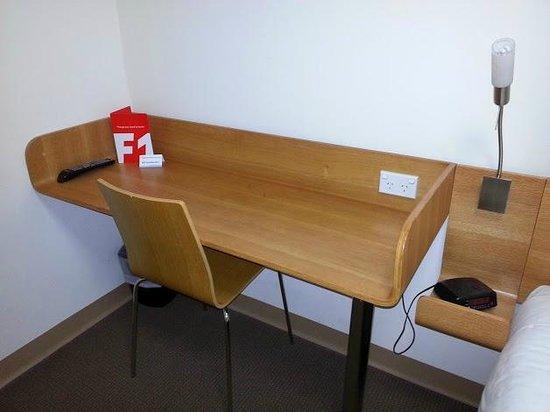 Ibis Budget Hotel Sydney Airport : Desk