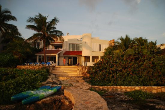 Villa Balam Ek