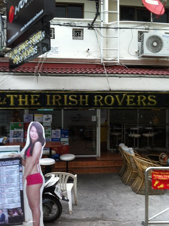 The Irish Rovers Restaurant