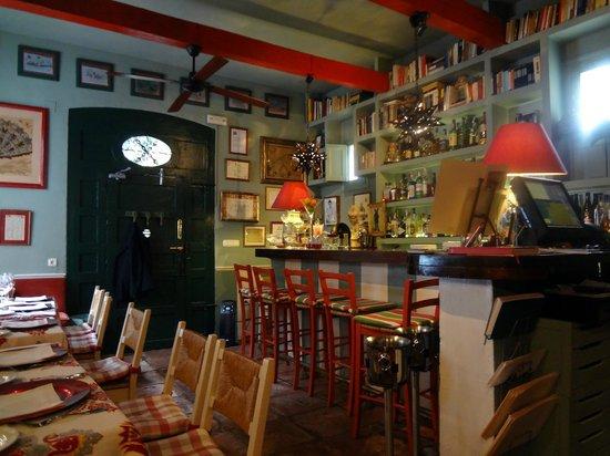 La Tienda: Interior, lower level.  The upper level is equally nice.