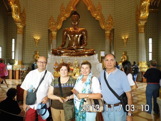 Pullman Bangkok Hotel G: Contrastes