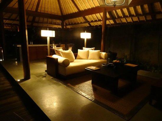 Kayumanis Ubud Private Villa & Spa: Lounge Area