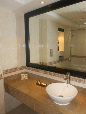 Grandeur Hotel : Bathroom