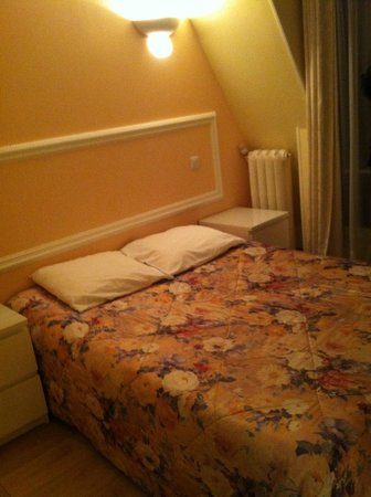 Hotel Andre Gill: Double room