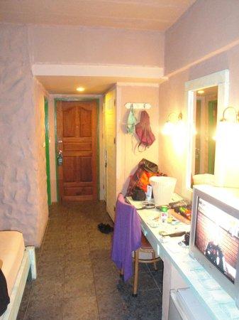 Casa Brazil Homestay & Gallery: habitación