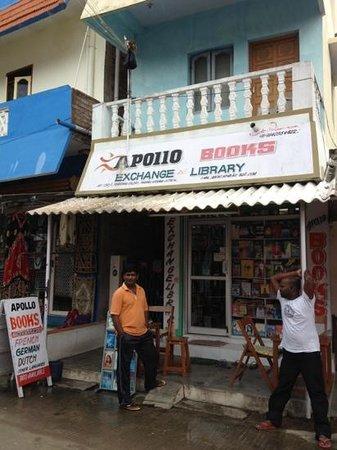Apollo Bookstore