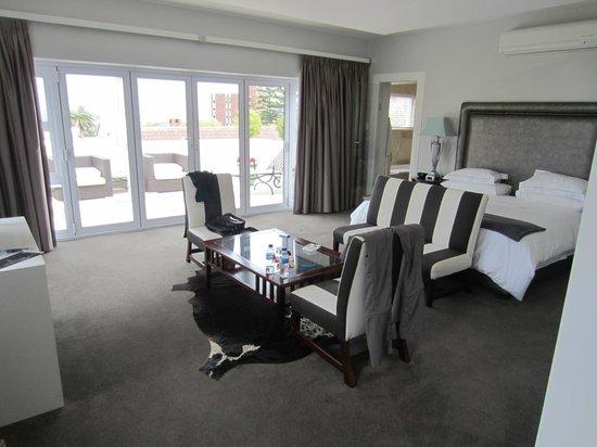Vetho Villa : Bedroom