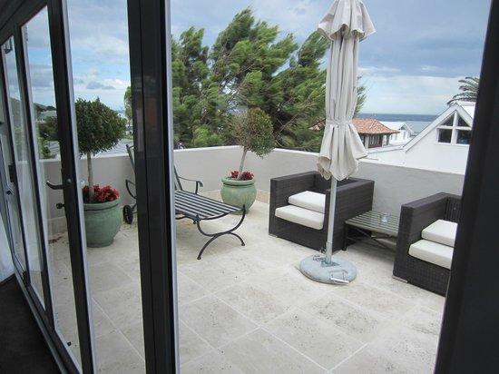 Vetho Villa : Balcony