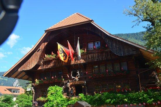 Gasthof Hirschen: Hotel Hirschen