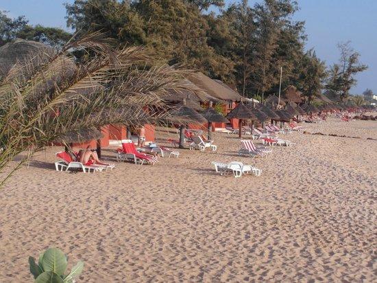 Lookea Royal Baobab : plages et bungalows pied dans l'eau