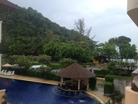 Srisuksant Resort: vistas desde la habitación