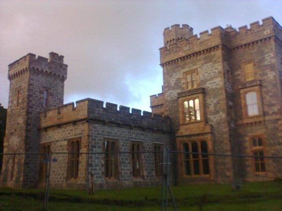 Lews Castle: The Castle