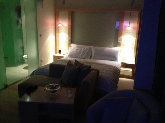 Le Meridien Vienna: Our beautiful room at the La Meridien
