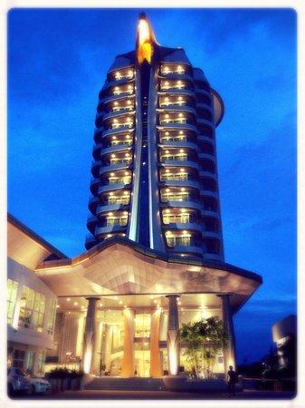 Viva Garden Serviced Residence : Das Hotel