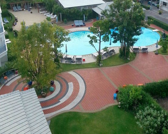Cera Resort Chaam: วิวสวยๆของเซราเค้าค่ะ