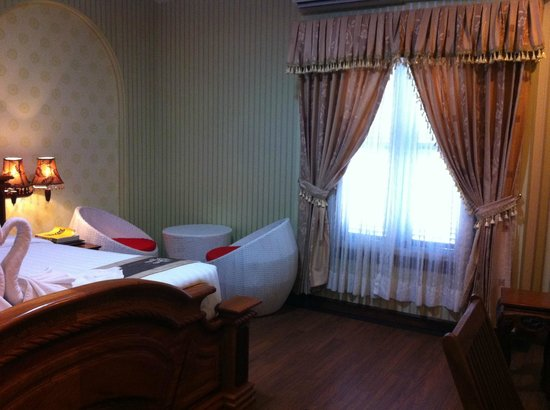 King Fy Hotel : Deluxe Double2