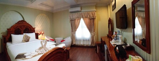 King Fy Hotel : Deluxe Double4