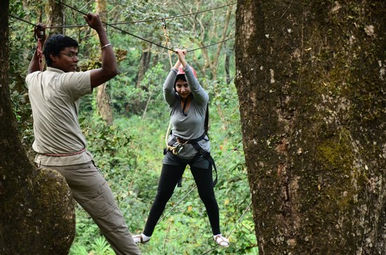 Club Mahindra Madikeri, Coorg: Das and Suman Venture Outdoors