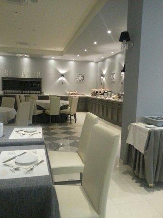 Boutique Hotel Calzavecchio: Il buffet per la colazione!! Mmmm... buono!!!