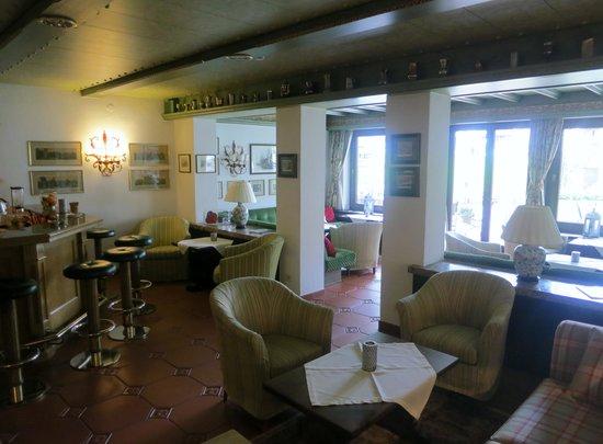 Hotel Haldenhof: Hotel bar