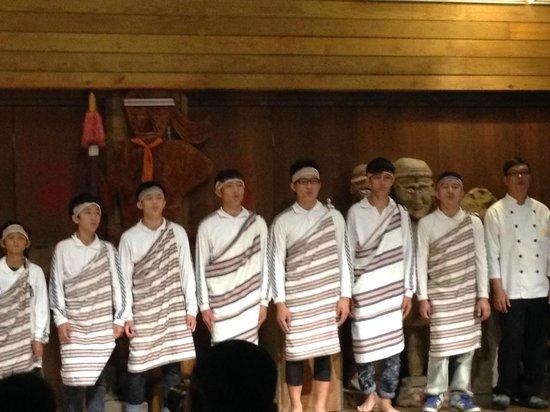 Leader Village Taroko: Und die Ureinwohner