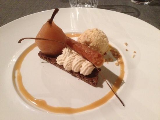 La Cense : dessert
