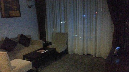 Furama Bukit Bintang: sitting room