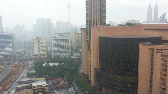 Furama Bukit Bintang: city view