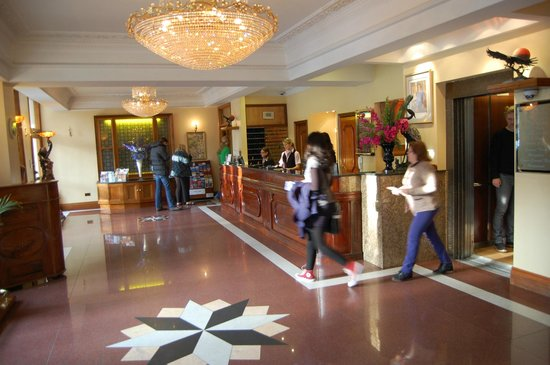Westpoint Hotel: Recepcao do hotel