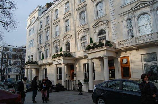 Westpoint Hotel: Fachada do Hotel