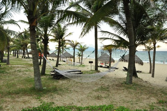 le belhamy resort & spa : The Beach